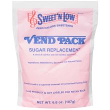 Sugar Foods Sweet N Low 6.6 Ounce