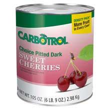 Carbotrol Dark Sweet Cherries