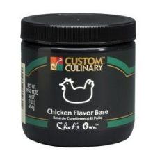 Chicken Flavored Granules Base Green Bulk