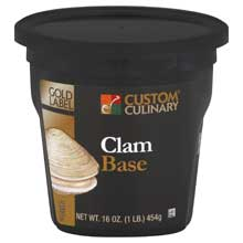 Gold Label Clam Base