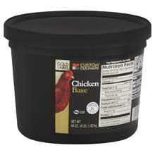 Custom Culinary Gold Label Chicken Base