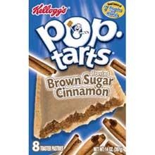 Pop-Tart Frosted Brown Sugar Cinnamon