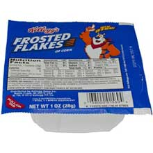 Cereal Frosted Flakes Simple Serve