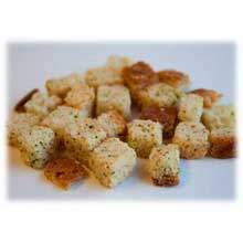 Burry Croutons Seasoned 10 Pound