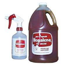 Vegalene Liquid Pan Coatings