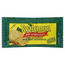 Realemon Juice Packet