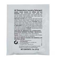 US Chemical All Temperature Laundry Detergent Powder 2 Ounce
