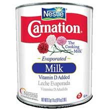 Carnation Evaporated Milk 97 ounce