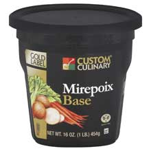 Gold Label Mirepoix Base