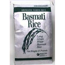 Rice Basmati 25 Pound