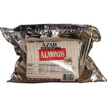 Raw Blanched Slivered Almond