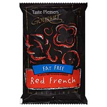 Taste Pleasers Gourmet Fat Free Red French Dressing 1.5 Ounce