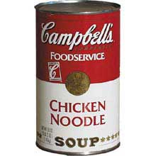 Campbells Condensed Chicken Noodle Soup