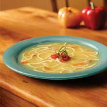 Healthy Request Chicken Noodle Soup