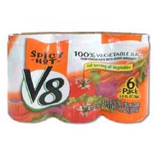 V8 Vegetable Soup
