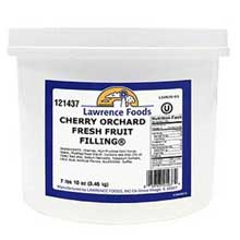 Whole Deluxe Cherry Filling 0.75 Gallon