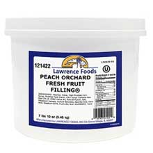 Whole Peach Fruit Filling 0.75 each