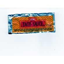 Single Serve Taco Sauce
