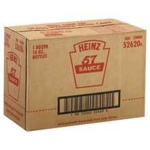 Heinz 57 Sauce - 526200