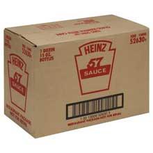 Heinz 57 Sauce - 526300