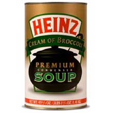 Heinz Condensed Buttery Cream of Broccoli Soup