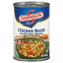 Swanson Chicken Broth Soup