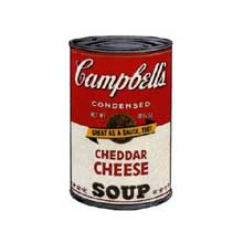 Campbells Soup Cheddar Cheese Soup 10.75 Ounce