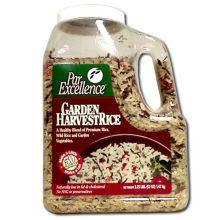 Garden Harvest Rice