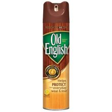 Frenchs Reckitt Benckisers Old English Clean Lemon Scent Wood Polish 12.5 Ounce Aerosol Cans