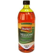 Durkee Yellow Food Color