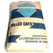OatProducts Commodity Rolled Oat - Number 4 50 Pound