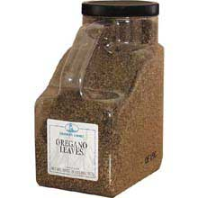 Traders Choice Oregano Leaves - 1.25 lb. container
