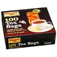 Golden Tip Tea - 100 envelope tea bags