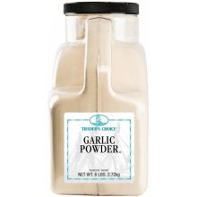 Traders Choice Garlic Powder - 6 lb. container