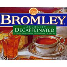 Bromley Decaffeinated Tea