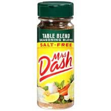 Mrs. Dash Originial Table Blend Seasoning - 6.75 oz. jar