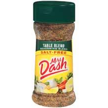 Mrs.Dash Table Blend Seasoning - 2.5 oz. jar