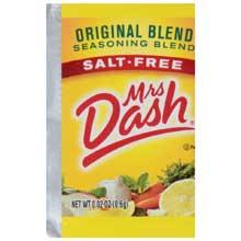 Mrs.Dash Original Seasoning - 0.6 gram packet
