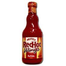 Frank Red Hot Buffalo Wing Sauce