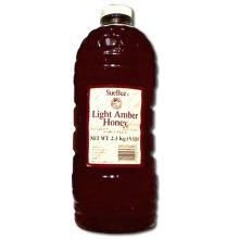 Light Amber Honey