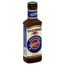 Lea and Perrins Traditional Steak Sauce