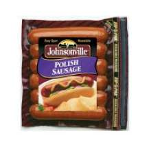 Johnsonville Skinless Polish Sausage 5 Pound