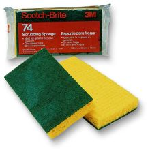 Medium Duty Scrubber Sponge