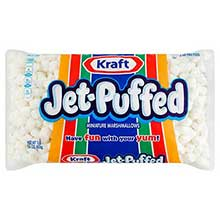 Jet-Puffed Mini Marshmallow - 16 oz. bag