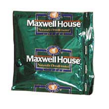 Maxwell House Decaf Office Coffee Service - 1.5 oz. pouch