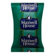 Coffee Maxwell House Decaffeinated Super High Yield