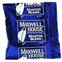 Maxwell House Master Blend Ground Coffee - 1.25 oz. fractional pack