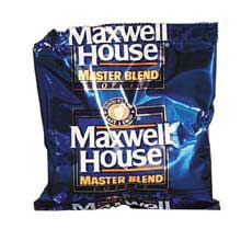 Maxwell House Master Blend Ground Coffee - 3.75 oz. frational pack