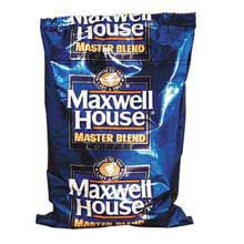 Maxwell House Master Blend Ground Coffee - 8.75 oz. urn pack