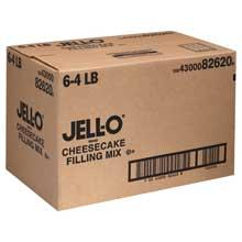 Mix Jello Cheesecake